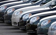 Tự nguyện áp dụng khoán xe công từ cấp chủ tịch tỉnh