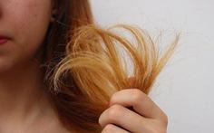Những sai lầm khiến tóc bạn bị chẻ ngọn