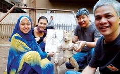 Người 'gieo' rối nước Việt Nam  ở Ai Cập và Trung Đông