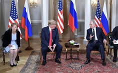 """Nước Nga chưa thôi """"ám"""" ông Trump"""