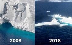 #10yearschallenge: Thiên nhiên đã mất đi thế nào trong 10 năm qua?
