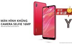 Giới trẻ hào hứng trải nghiệm AI Camera trên Huawei Y7 Pro 2019