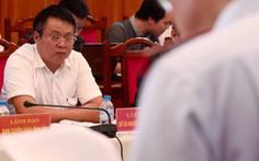 Ông Phạm Sỹ Quý chuyển công tác về Hà Nội