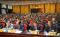 Ông Trần Quốc Vượng: 'Kiên quyết đẩy lùi suy thoái trong Đảng'