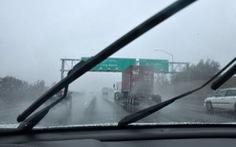 5 người thiệt mạng do mưa tuyết ở California