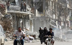 #10YearChallenge: Chiến tranh tàn phá Trung Đông ra sao 10 năm qua?