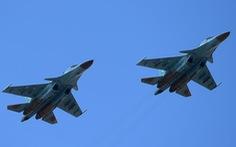 2 tiêm kích Su-34 của Nga đâm nhau trên không