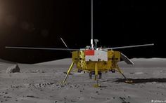 NASA hợp tác với Trung Quốc thăm dò mặt trăng