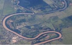 Bạn có biết tại sao những dòng sông lại quanh co?