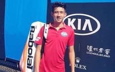 Nguyễn Văn Phương có chiến thắng đầu tay ở Grand Slam trẻ