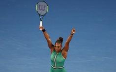 Serena loại Halep khỏi Giải Úc mở rộng 2019