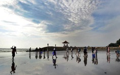 Đảo Bali 'không có du khách quốc tế nào' ngày mở cửa