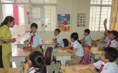 Giáo viên tiểu học được tự lập kế hoạch dạy học