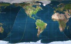 Đã nhận được những hình ảnh đầu tiên gửi về từ vệ tinh MicroDragon