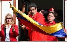 Nga, Trung Quốc ủng hộ Tổng thống Nicolas Maduro