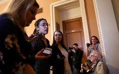 Thượng viện Mỹ phủ quyết hai dự luật nhằm mở cửa lại chính phủ