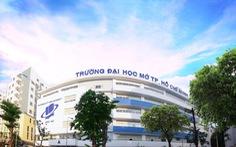 Trường đại học Mở TP.HCM tuyển dụng giảng viên tiến sĩ