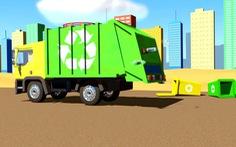TP.HCM xin Thủ tướng cho tiếp nhận 2 xe chở rác hiện đại