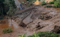 Vỡ đập ở Brazil, 300 người mất tích