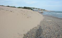 San lấp, lấn chiếm hơn 4.000 m2 đất công tại khu vực bãi đá 7 màu