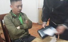 Bắt người đàn ông nghi mạo danh phóng viên tống tiền doanh nghiệp