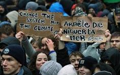 150.000 người châu Âu xuống đường phản đối khủng hoảng khí hậu