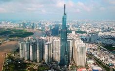 TP.HCM bắn pháo hoa giao thừa tại tòa nhà Landmark cao nhất nước
