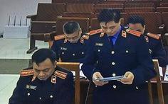 Hai cựu thứ trưởng Bộ Công an bị đề nghị mức án 30 đến 42 tháng tù