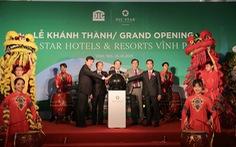 Tập đoàn DIC khánh thành khách sạn DIC Star Vĩnh Phúc