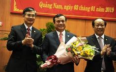Ông Phan Việt Cường giữ chức bí thư Tỉnh ủy Quảng Nam