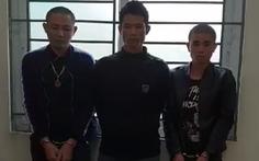 Bắt nhóm vận chuyển 7 bánh heroin từ Sơn La về Hà Nội