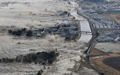 Sóng thần ở Biển Đông từng quét sạch một khu vực của Trung Quốc