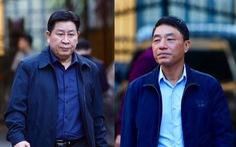 Hai cựu thứ trưởng Công an lãnh 30 và 36 tháng tù
