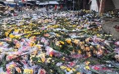 Tránh vỡ trận đổ bỏ, người bán hoa, trái giảm lượng nhập hàng