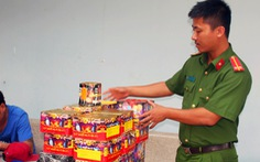 Đồng Nai: Bắt đối tượng mua pháo nổ trên mạng xã hội về bán