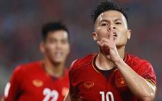 Quang Hải - thủ lĩnh - niềm tự hào của bóng đá Việt Nam
