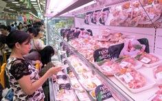 Dân e ngại thịt ngoài chợ, thịt mát lên ngôi dịp tết