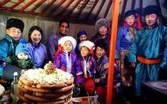 Độc đáo tết âm lịch của người Mông Cổ