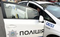 Vệ sĩ tổng thống Ukraine bị đấm một phát chết ngay