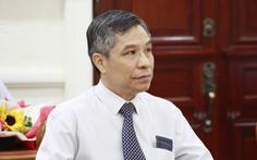 Ông Lê Nguyễn Minh Quang thôi chức trưởng ban đường sắt đô thị