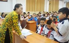 Lắng nghe tiếng nói học sinh