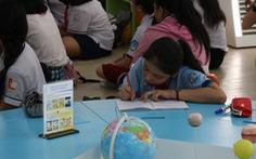 Học sinh làm thơ, vẽ tranh, đóng kịch từ những bài báo