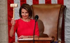 Bà Nancy Pelosi tái đắc cử chủ tịch Hạ viện Mỹ, ông Trump chúc mừng