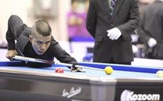 Trần Quyết Chiến vào tốp 5 cơ thủ kiếm tiền giỏi nhất làng billiards