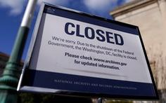 GDP của Mỹ có thể mất 10% nếu chính phủ tiếp tục đóng cửa