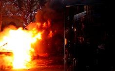 Biểu tình 'áo vàng' giảm nhiệt nhưng vẫn xảy ra bạo lực ở Paris
