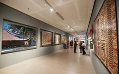 Không gian nghệ thuật trong Nhà Quốc hội