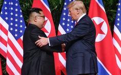 Ông Trump nói đang 'đàm phán' địa điểm tổ chức cuộc gặp Mỹ - Triều