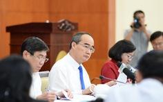 Bí thư Nguyễn Thiện Nhân: 'Cán bộ bị xử lý, uy tín TP.HCM bị ảnh hưởng'