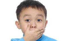 Trẻ nhỏ bị hôi miệng, do có bệnh tiềm ẩn?